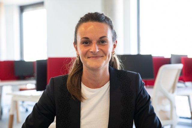 Meet Marie, Recruitment officer - Savoye