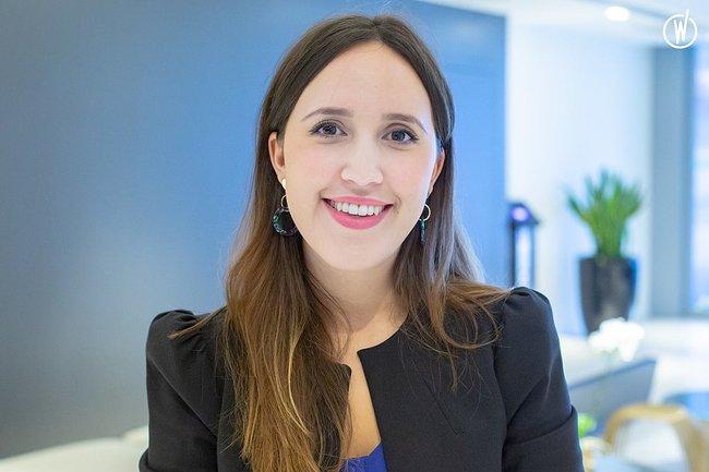 Rencontrez Lisette, Assistante de Direction - Hotel Melia Paris La Defense