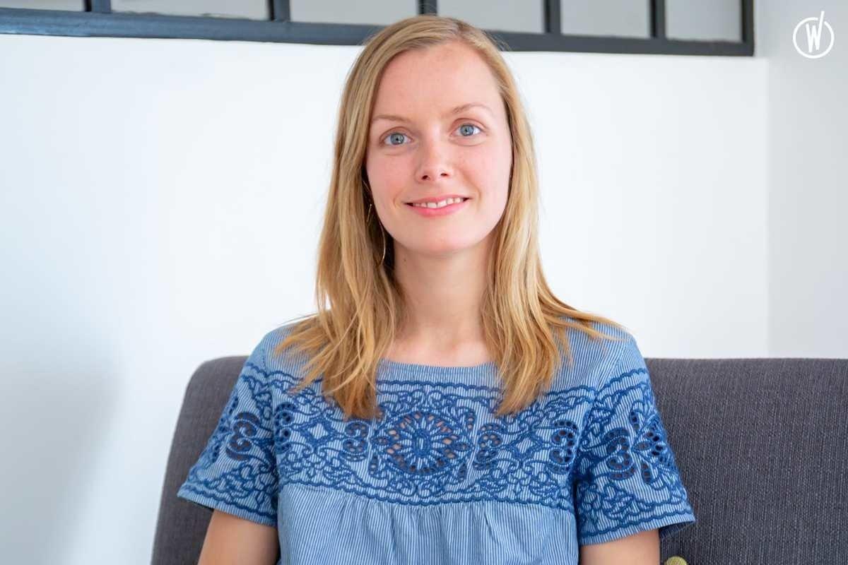 Rencontrez Agathe, Responsable Relation Client - GuestViews