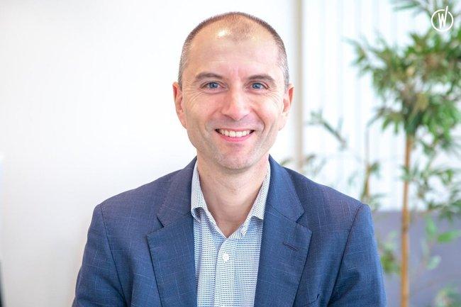 Rencontrez Mathieu, Associé - Leed Consulting