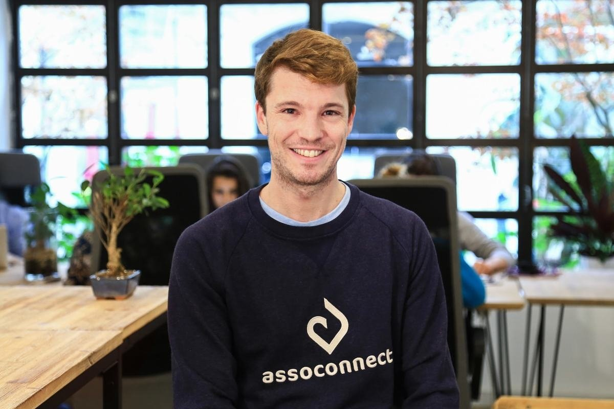 Rencontrez Arnaud, CEO - AssoConnect