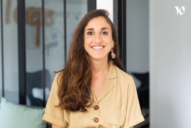 Rencontrez Sonia, Co Founder - Teeps