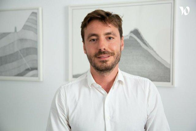 Rencontrez Timothée, Co-fondateur de R3 Impact  - R3 Group