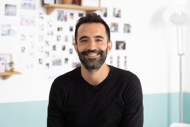 Rencontrez Antoine, Sales Manager - Jubiwee