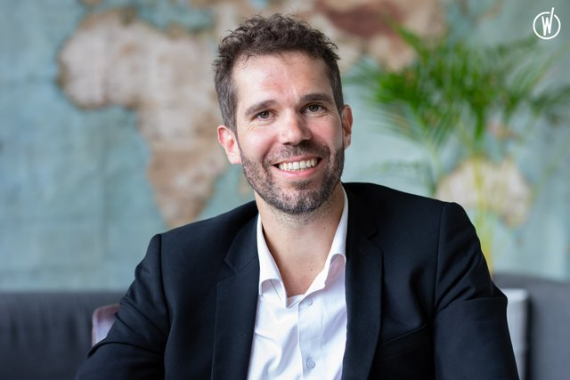 Rencontrez Guilhem, CEO - Elvesys - Elveflow