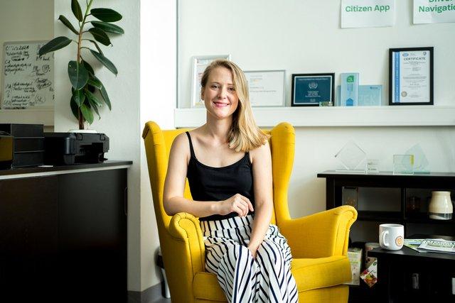 Jana Knoppová, Manažérka Marketingu - SENSONEO