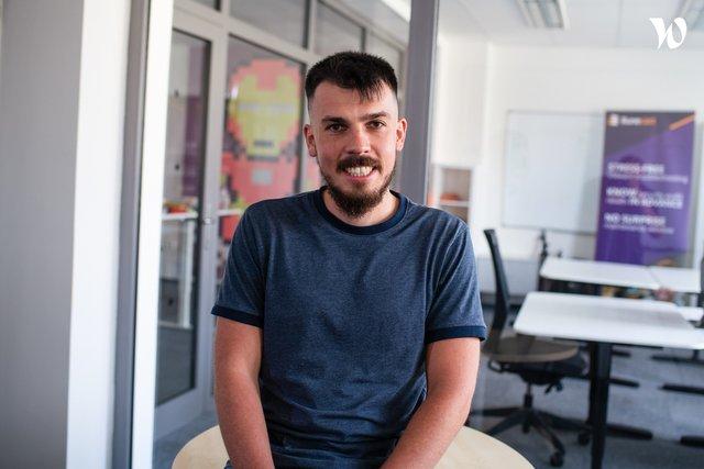 Lubo, Scrum Master and UX Designer - Runecast