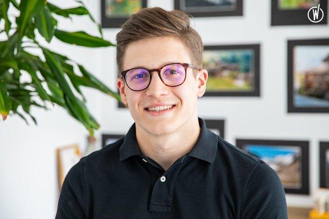 Rencontrez Clément, Content & Social Media Specialist - Incara Lab