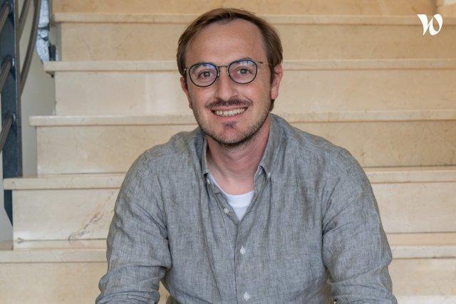 Rencontrez Laurent, Head of Sales and Marketing - kwote