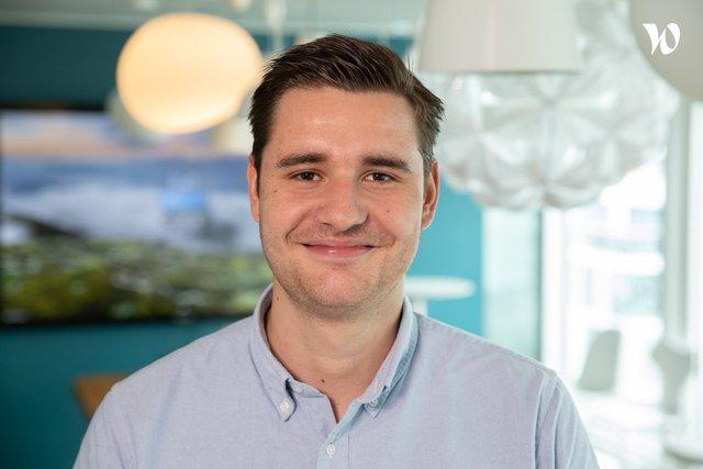 Rencontrez Benjamin, SEA Executive - GroupM