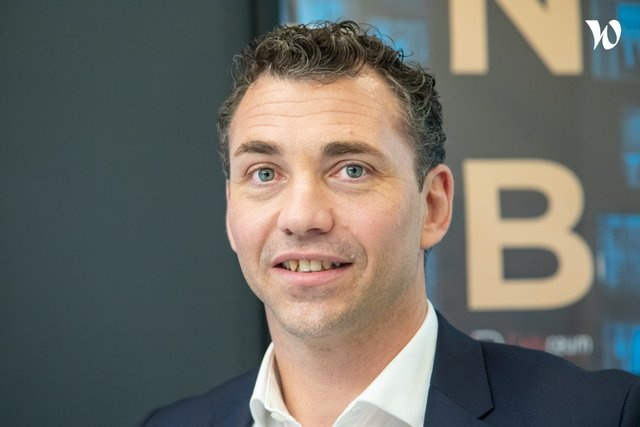 Nicolas Raffault, directeur de Caduceum - Caduceum
