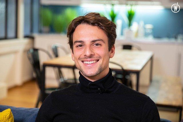 Rencontrez Noam, Manager Agence Paris - Ideuzo