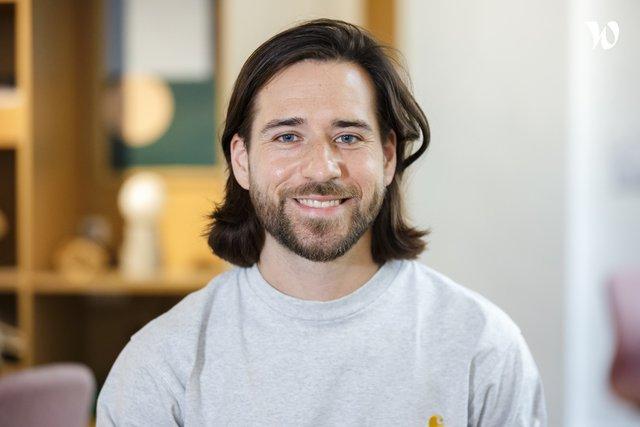 Rencontrez Guillaume, E commerce manager - Papier Tigre