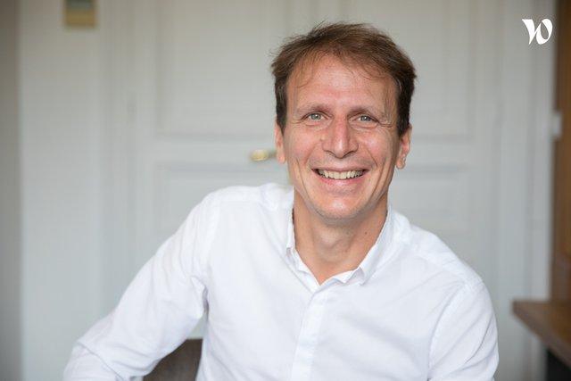 Rencontrez Fabien, Co Fondateur - Le Moderato