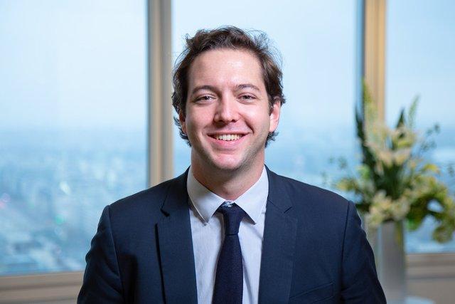 Rencontrez Victorien, Consultant Audit et conseils financiers - EY
