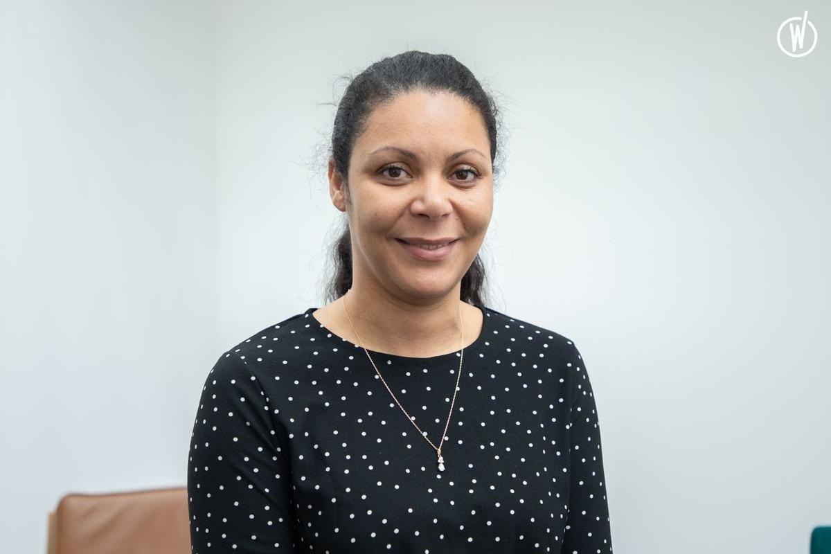 Rencontrez Aline, Chef de Produits  - ACA, A Cegid Company
