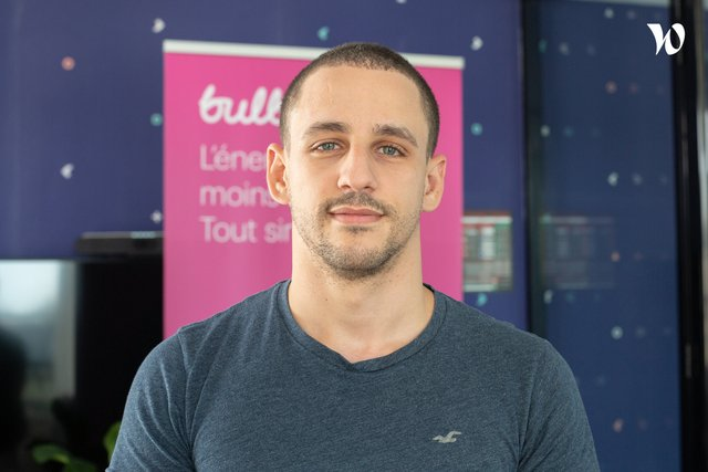 Rencontrez Yasser, Energy Specialist - Bulb