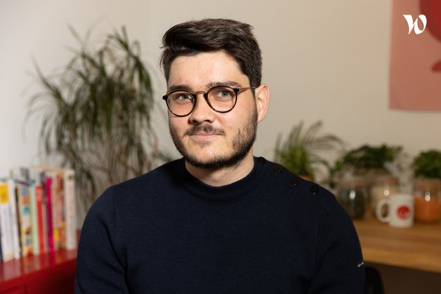 Rencontrez Gautier, IOS developer - Youmiam
