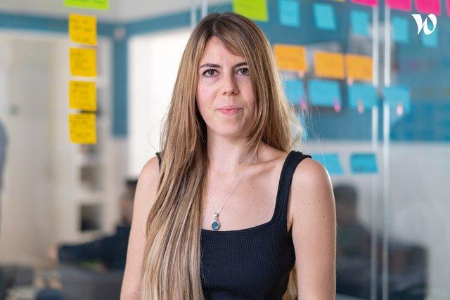 Rencontrez Sarah Guichard, Product Manager - Carlili