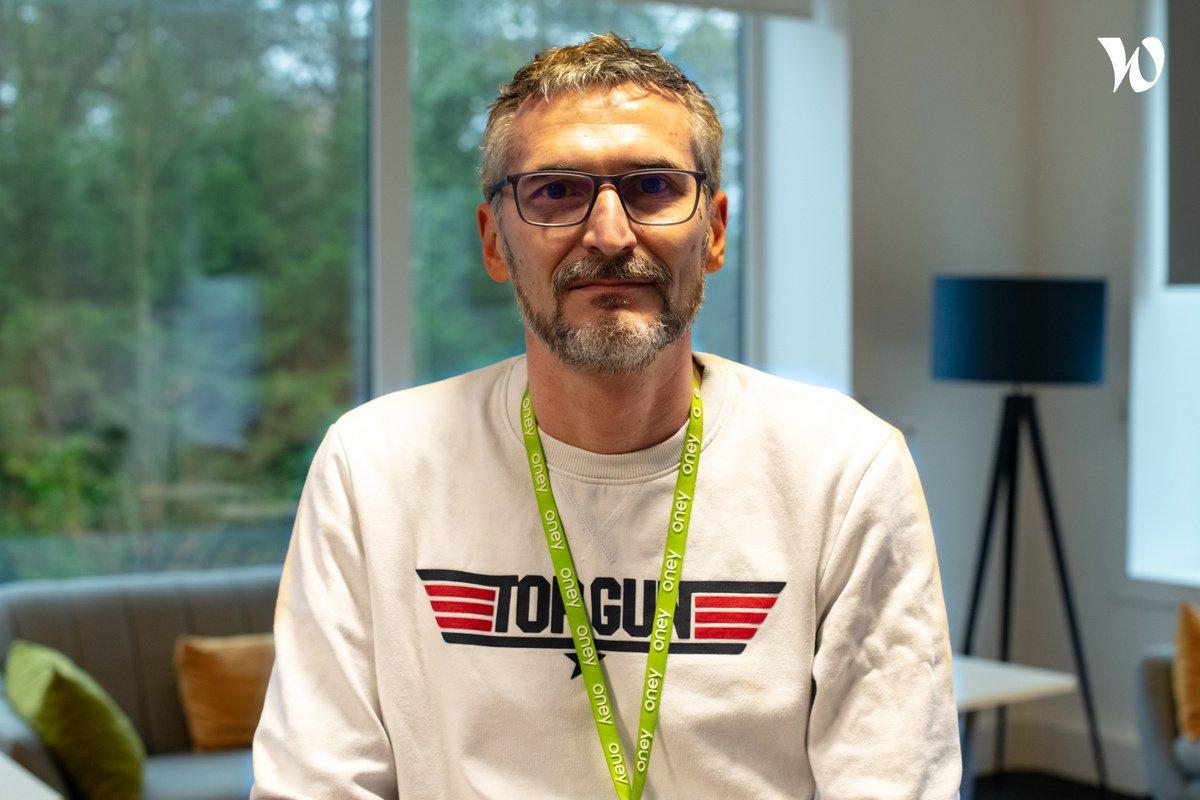Rencontrez Bruno, Team Leader Exchange Factory - Oney