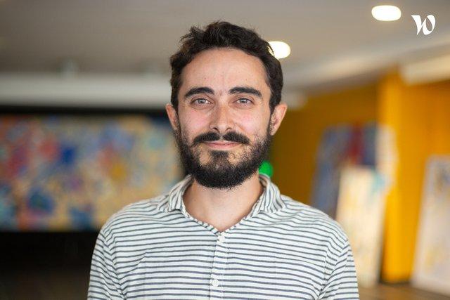 Rencontrez Edwin, Co-fondateur & CEO - Le Smartsitting
