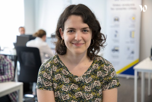 Rencontrez Emeline Fay, AI Researcher - Wintics