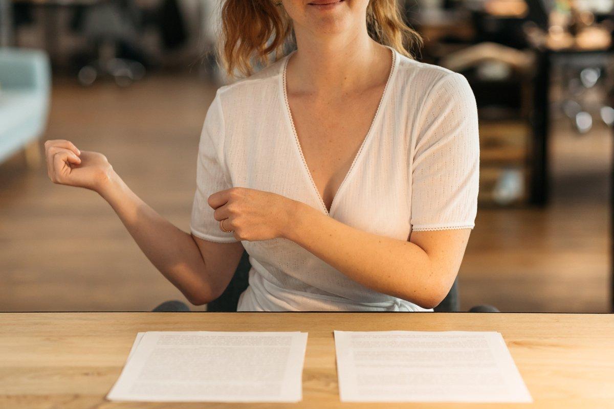 Cómo hablar de tu antigua empresa en una entrevista de trabajo