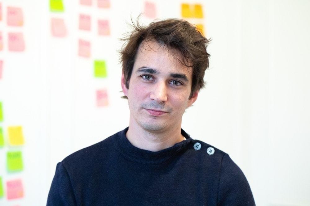 Rencontrez Ludovic, Co-Fondateur - Data Impact