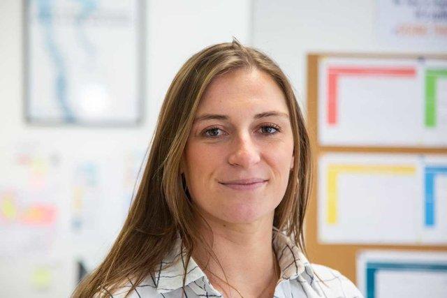 Rencontrez Mégane, Account Manager - Hub-Grade