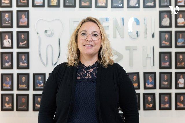 Rencontrez Emmanuelle, Cheffe de projet - French Tooth