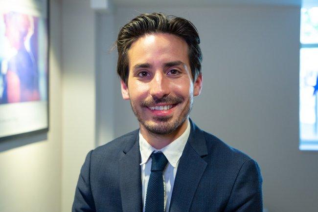 Rencontrez Maxime, Conseiller professions libérales - Groupe Crédit du Nord
