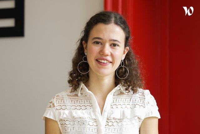 Rencontrez Astrid Lalouette, Consultante - E-cube Strategy Consultants