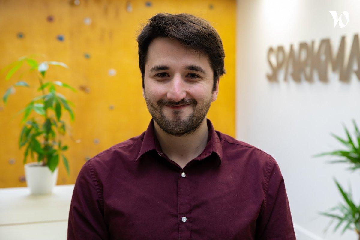 Meet Thomas, Product Engineer - To delete