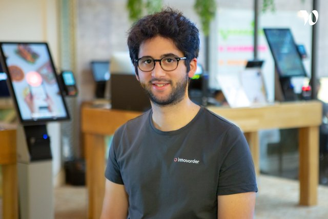 Rencontrez Jérôme- Chief Executive Officer CEO - Innovorder