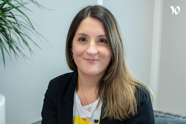 Rencontrez Mélanie, Collaoratrice d'Agence - RP France