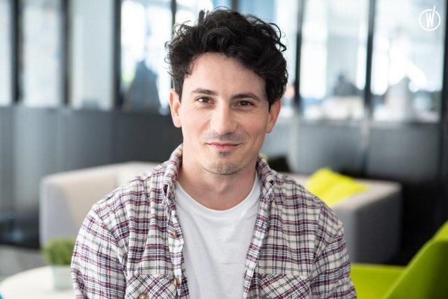 Rencontrez Samuel, Full Stack developer - Edflex