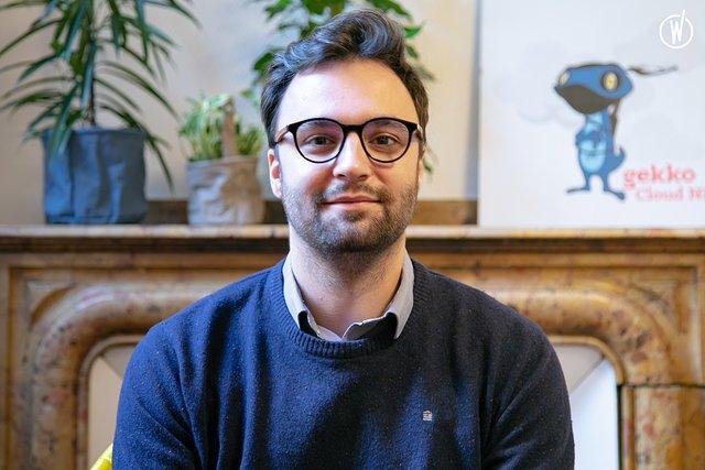 Rencontrez Yann, Solution Architect - GEKKO part of Accenture