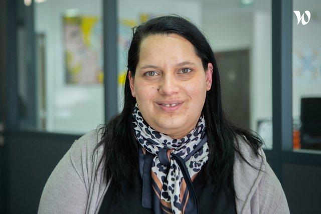 Rencontrez Amandine , Responsable Marketing & Communication  - Wellpack