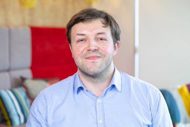 Rencontrez Adrien, Lead Architecte Réseaux - ENGIE Groupe
