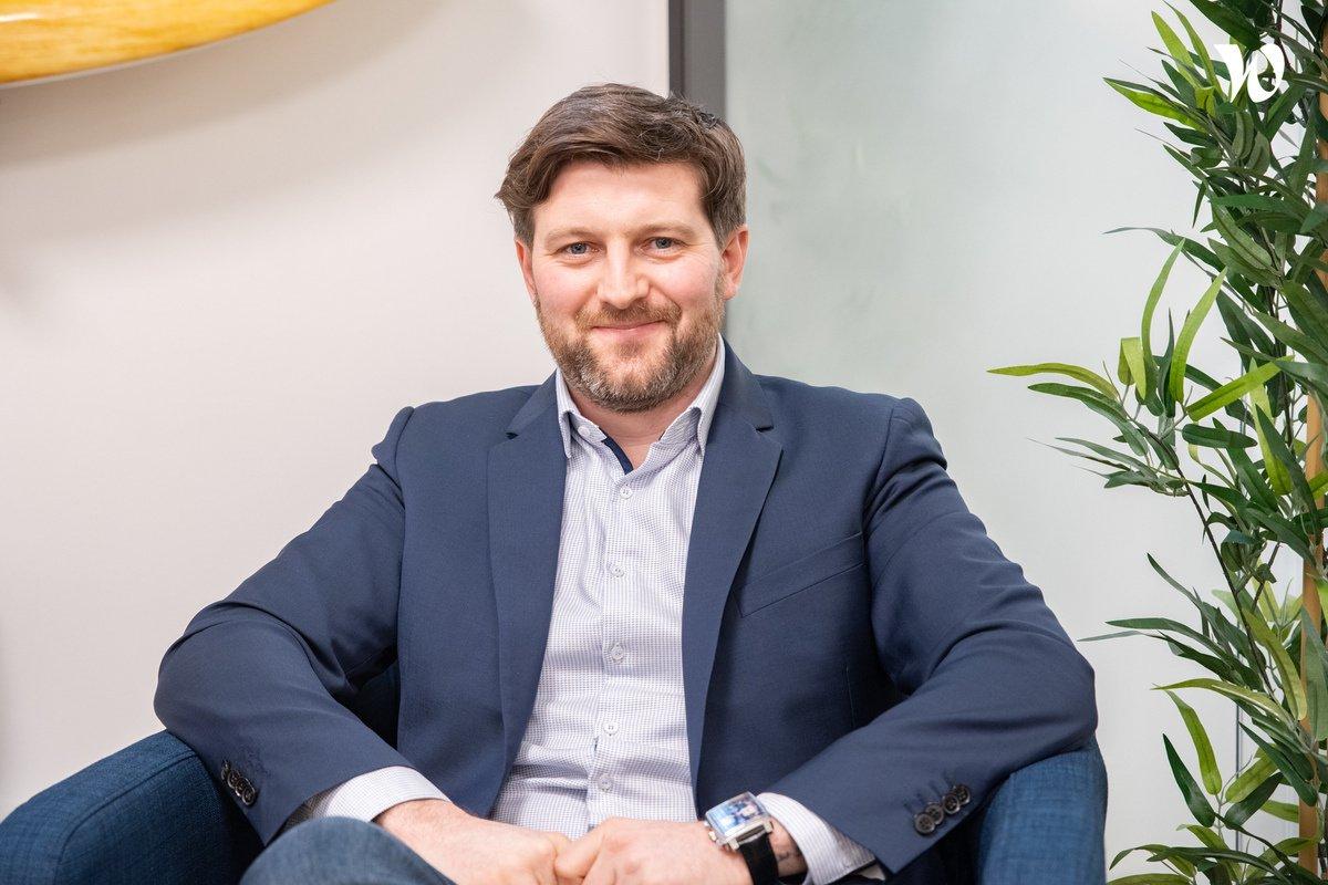 Rencontrez Sébastien, Directeur associé - Responsable pôle Multi-speed IT - BTI Advisory