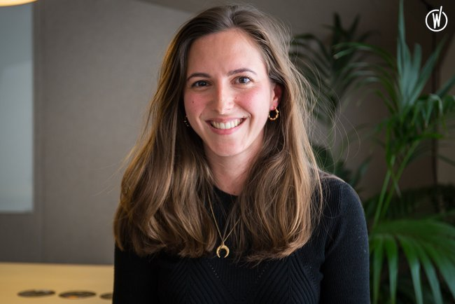 Rencontrez Pauline, Project Manager - FABERNOVEL