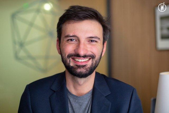 Rencontrez Stéphane, Digital Manager - SCAPRIM