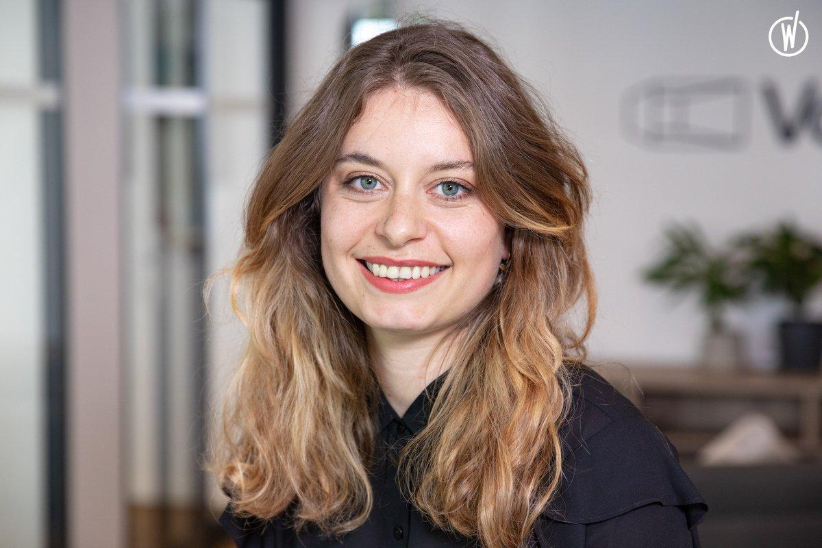 Rencontrez Chloé, Architecte d'Intérieur - Volum