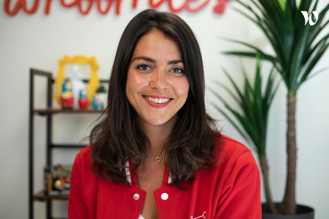 Rencontrez Lauren, Co fondatrice COO - Whoomies