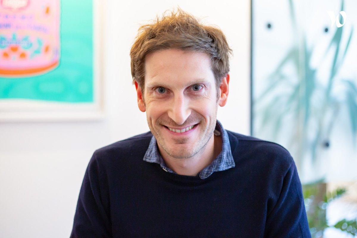 Meet Alexandre, CEO - Qonto