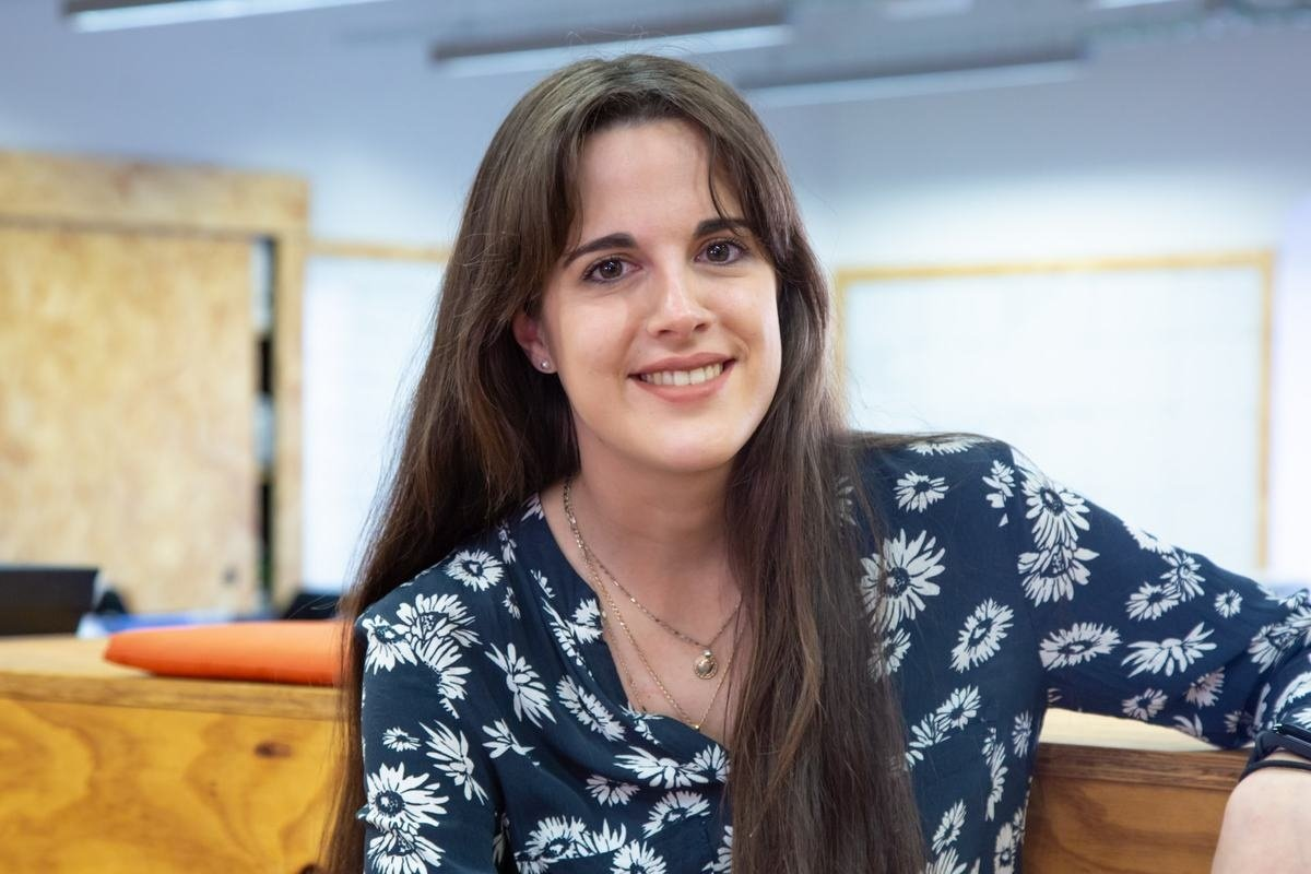 Conoce a Sara, Chief product officer - BYHOURS