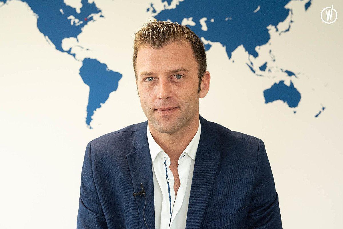 Meet François, CEO & Founder - OnCrawl