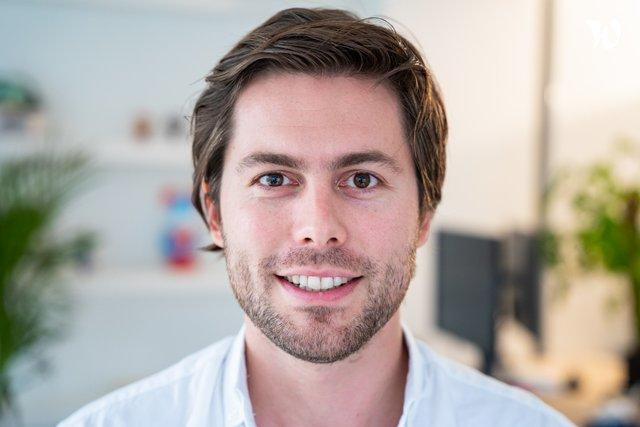 Rencontrez Valentin, CEO - Flatchr
