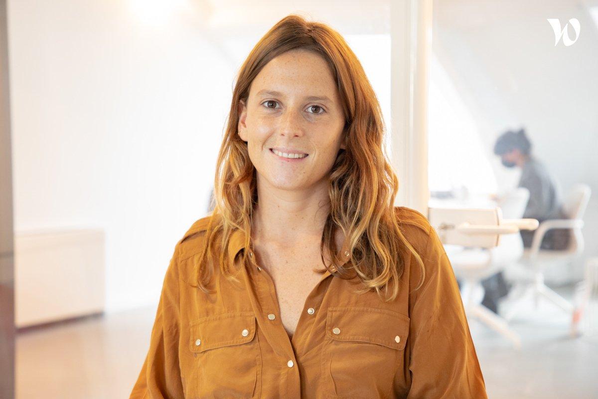 Rencontrez Claire Bonnet, Chef de projet - Agence Rébellion