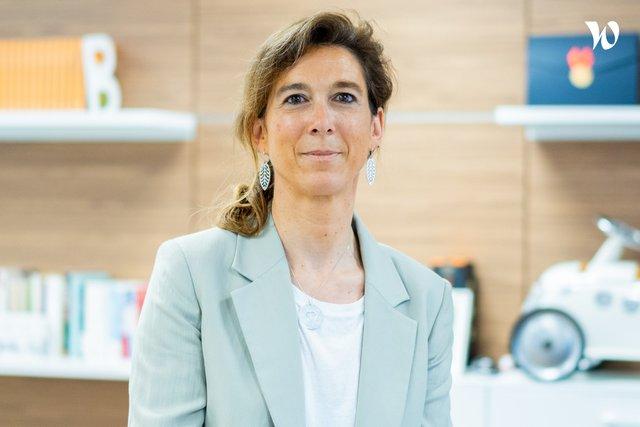Rencontrez Veruschka, Directrice du Développement, du Marketing et de la - Caocao Mobility Paris